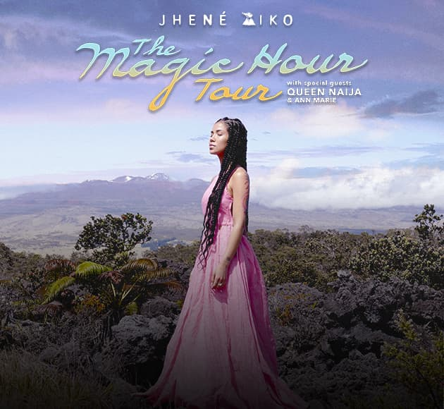 More info for POSTPONED - Jhene Aiko