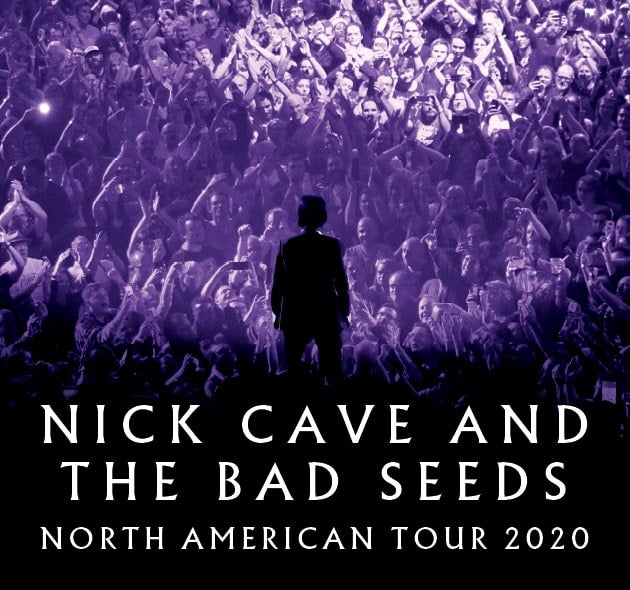More info for CANCELED - Nick Cave & The Bad Seeds