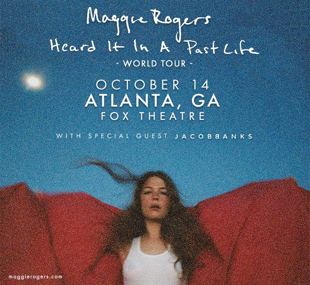 More info for Maggie Rogers
