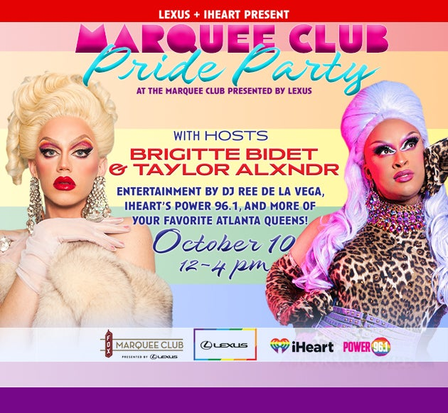 More info for Pride Party