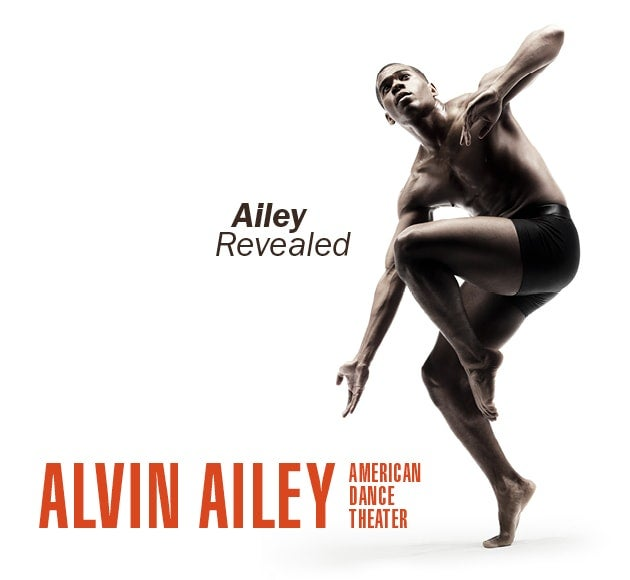 More info for Alvin Ailey American Dance Theater