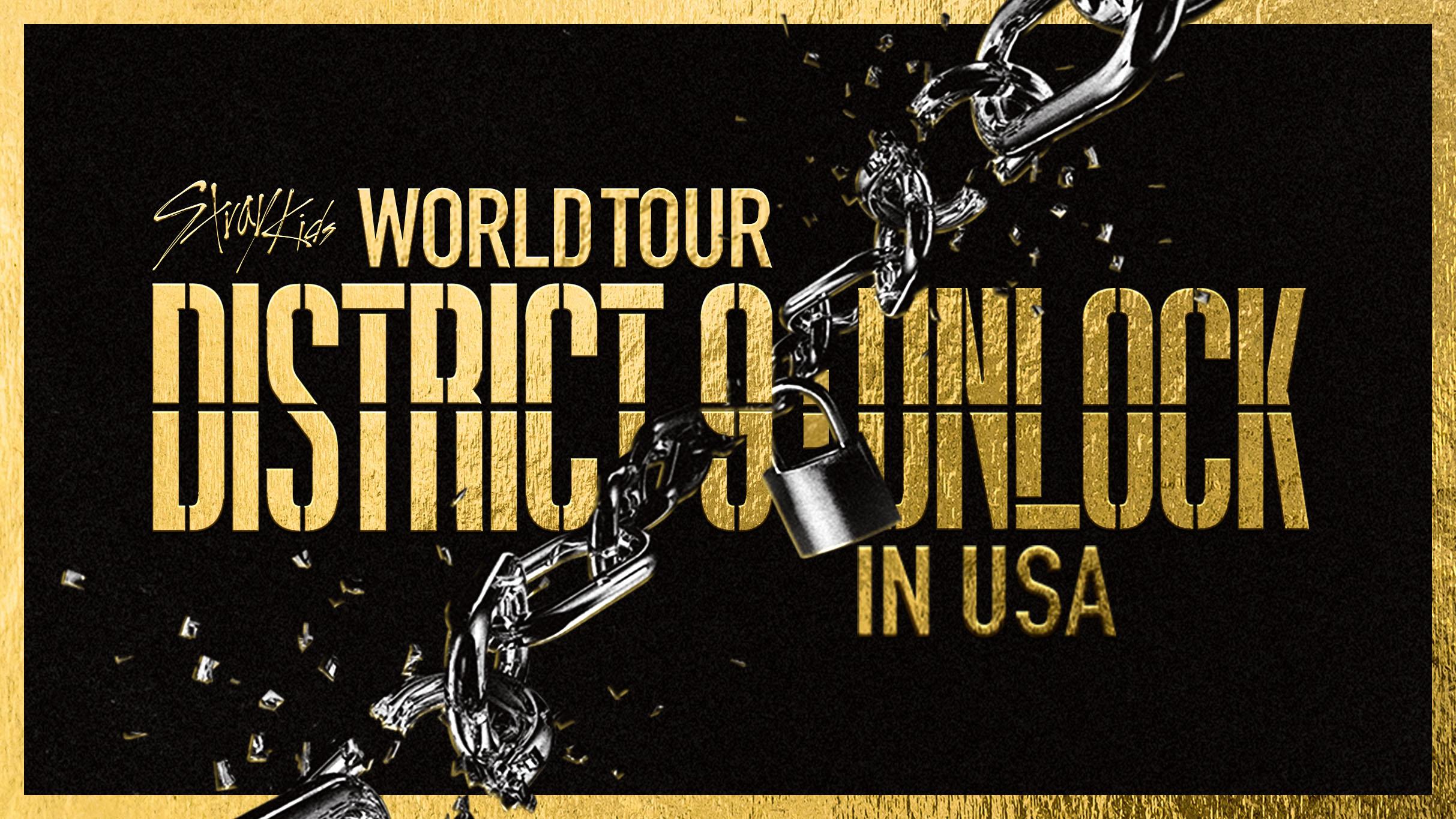 Stray Kids World Tour