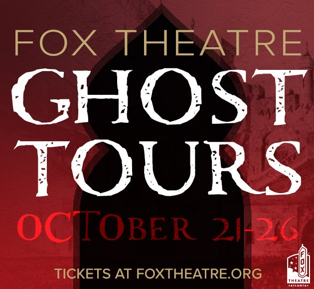 More info for Fox Theatre Ghost Tours