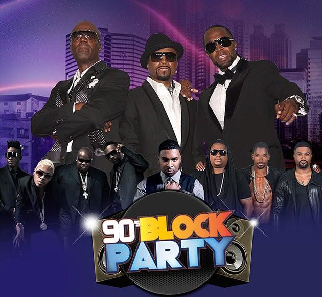 90's Block Party
