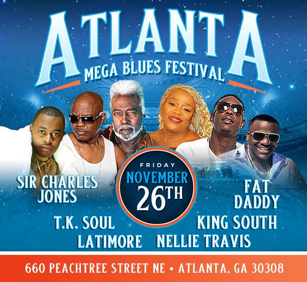 More info for Atlanta Mega Blues Festival