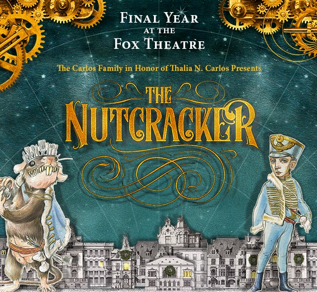 More info for Atlanta Ballet presents The Nutcracker