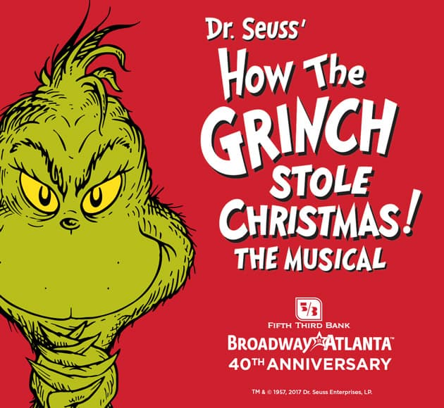 More info for Dr. Seuss' How The Grinch Stole Christmas! The Musical