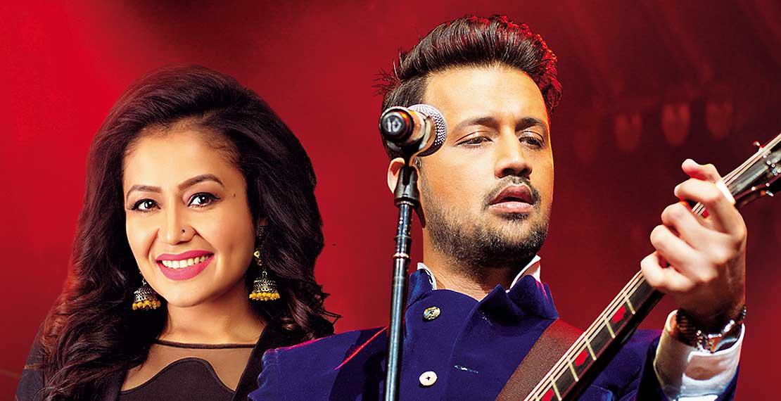 Atif Aslam & Neha Kakkar