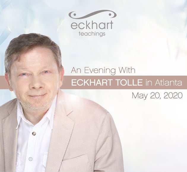 More info for Eckhart Tolle