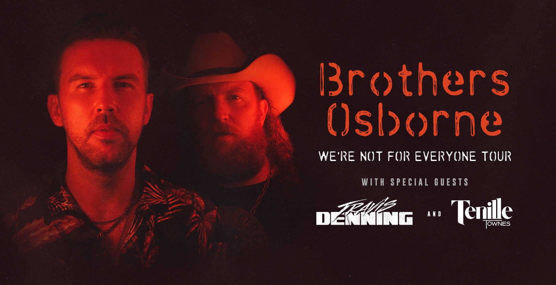 Brothers Osborne (Rescheduled - New Date TBD)