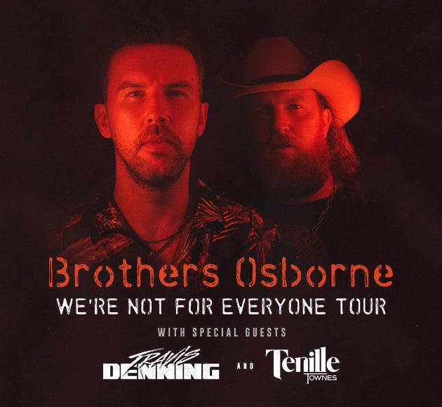 More info for Brothers Osborne