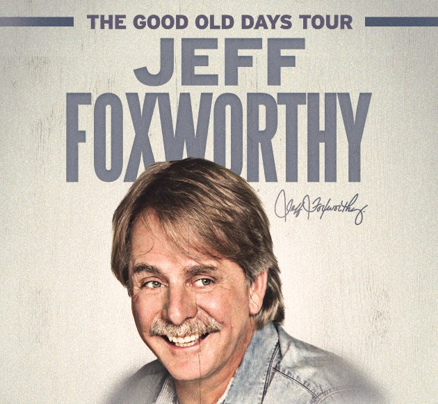 More info for  Jeff Foxworthy