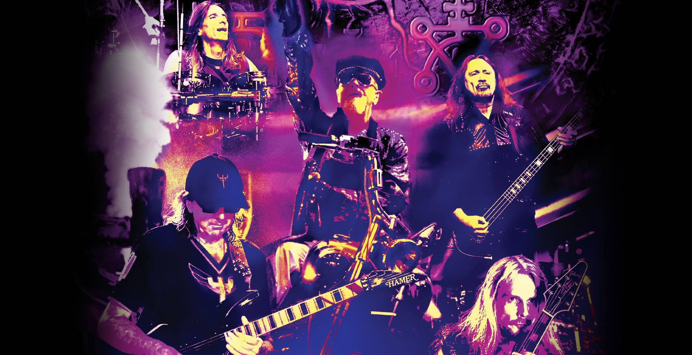 Judas Priest: FIREPOWER 2019
