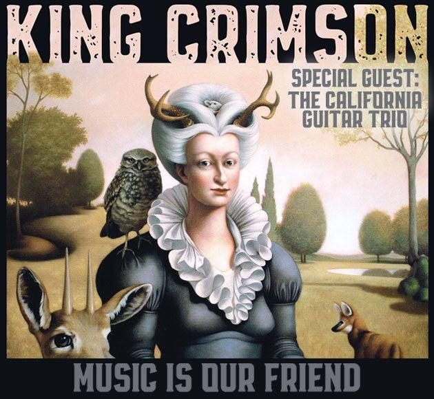 More info for King Crimson