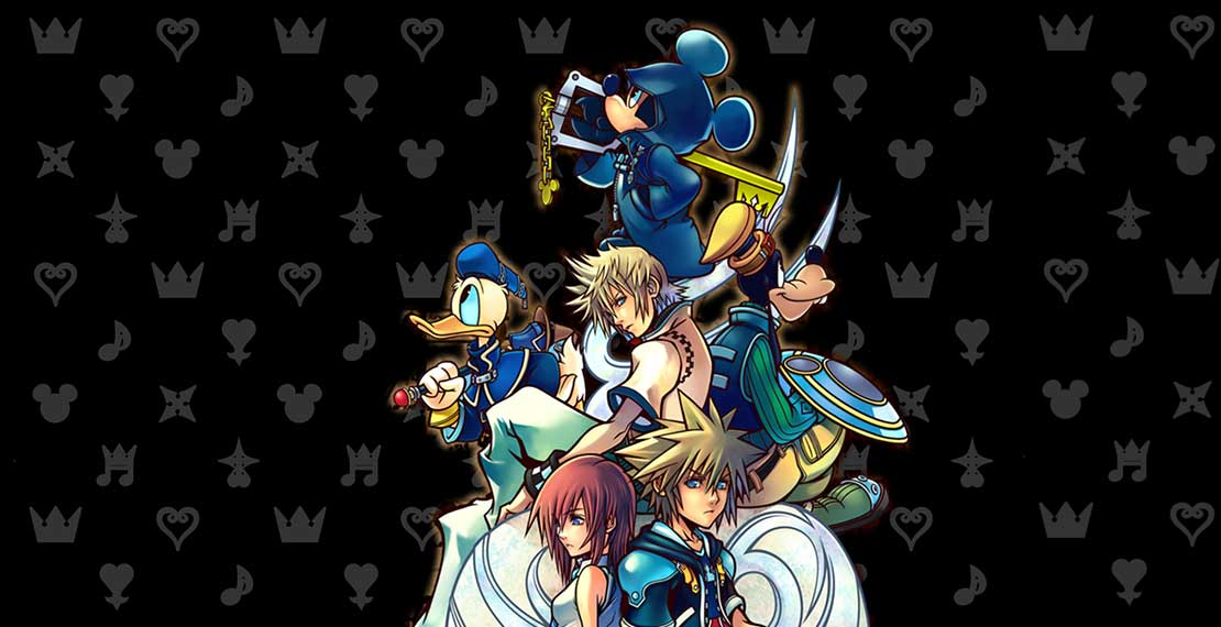 how to play the kingdom hearts ps4 order