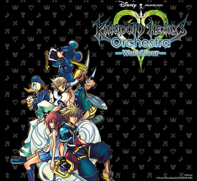 More Info for Kingdom Hearts Orchestra - July 26 - On-sale Announcement