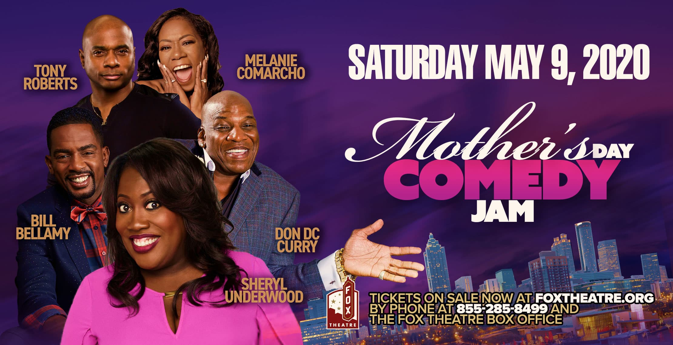 Mother's Day Comedy Jam