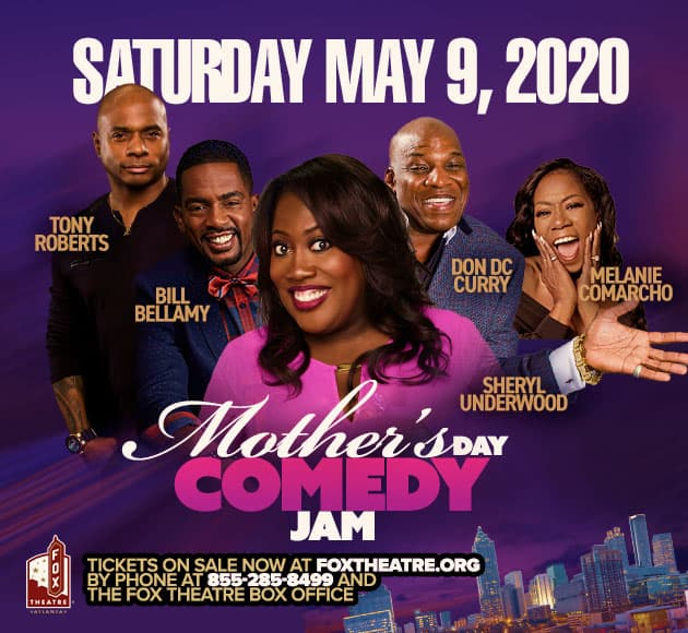 More info for Mother's Day Comedy Jam