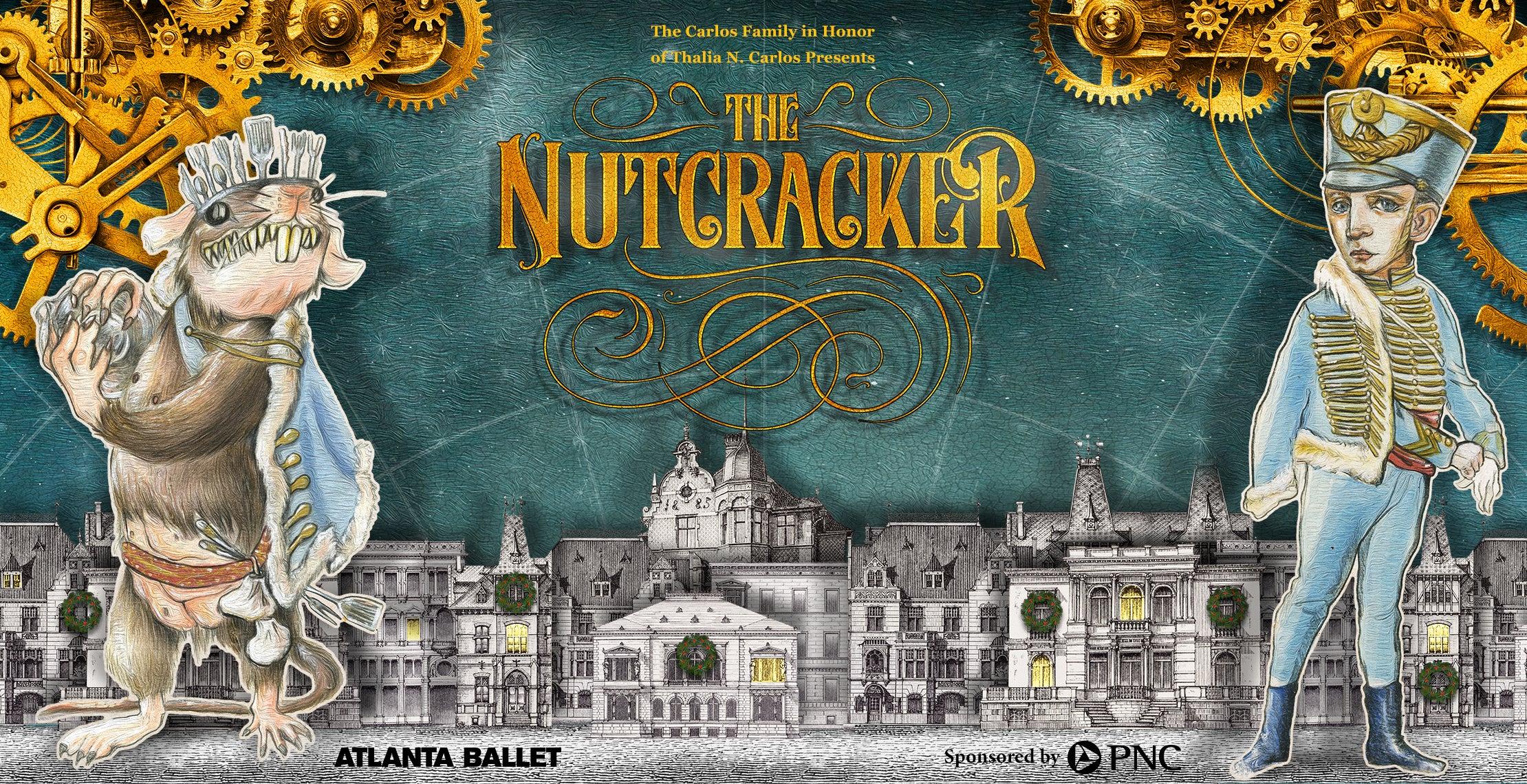 Atlanta Ballet presents The Nutcracker