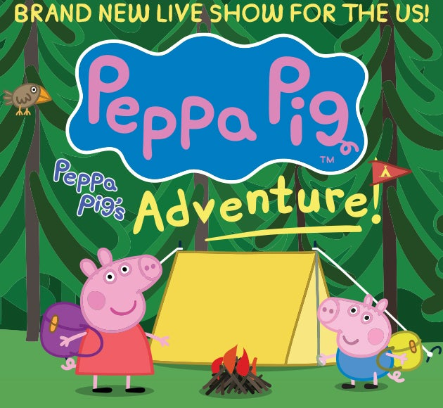 Peppa Pig Live Fox Theatre