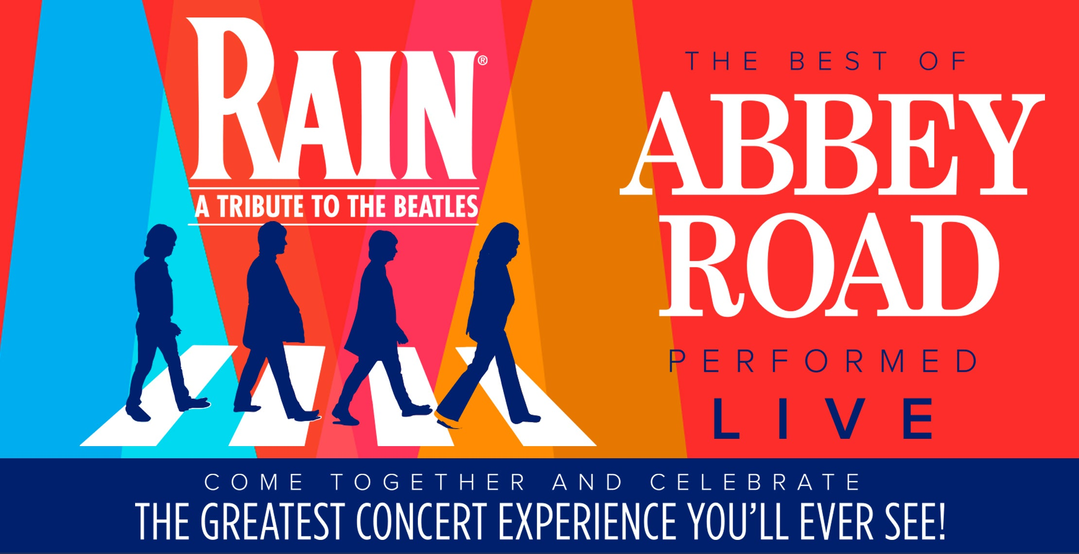 CANCELLED - RAIN: A Tribute to the Beatles
