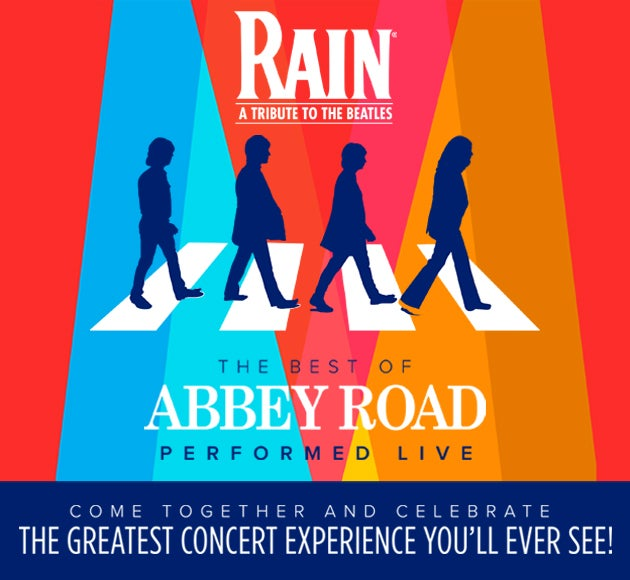 More info for CANCELLED - RAIN: A Tribute to the Beatles