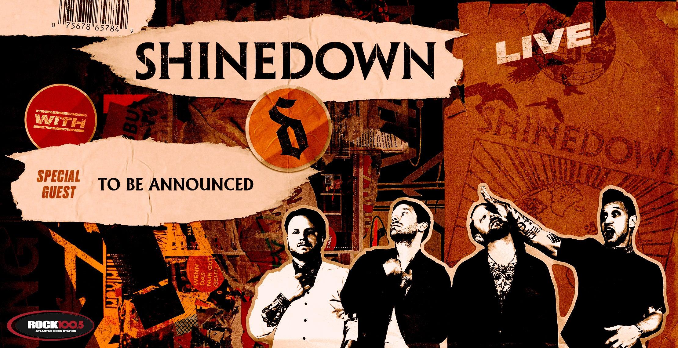 Rock 100.5 Presents Shinedown