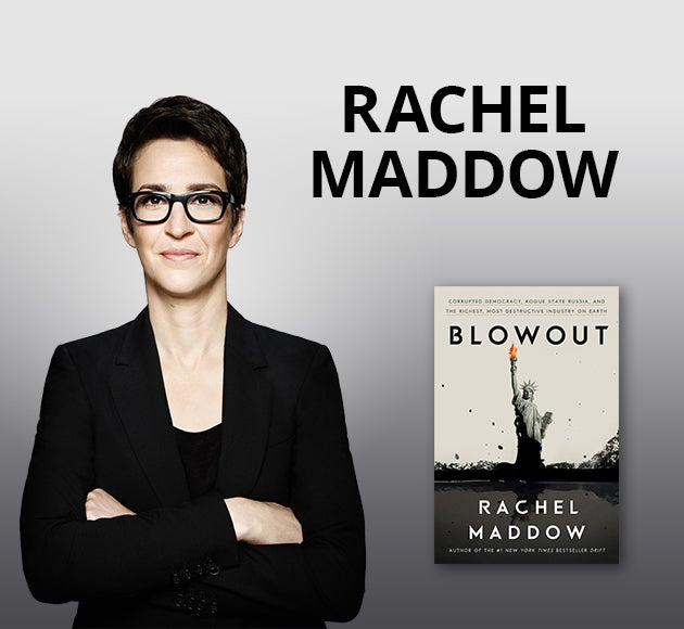 More info for Rachel Maddow