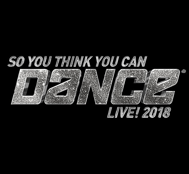 SO YOU THINK YOU CAN DANCE LIVE! 2018