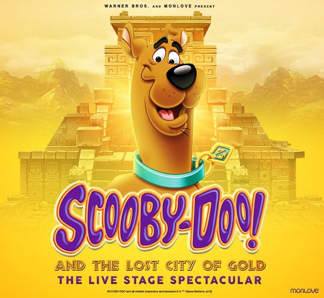 More info for POSTPONED - Scooby-Doo! And The Lost City of Gold