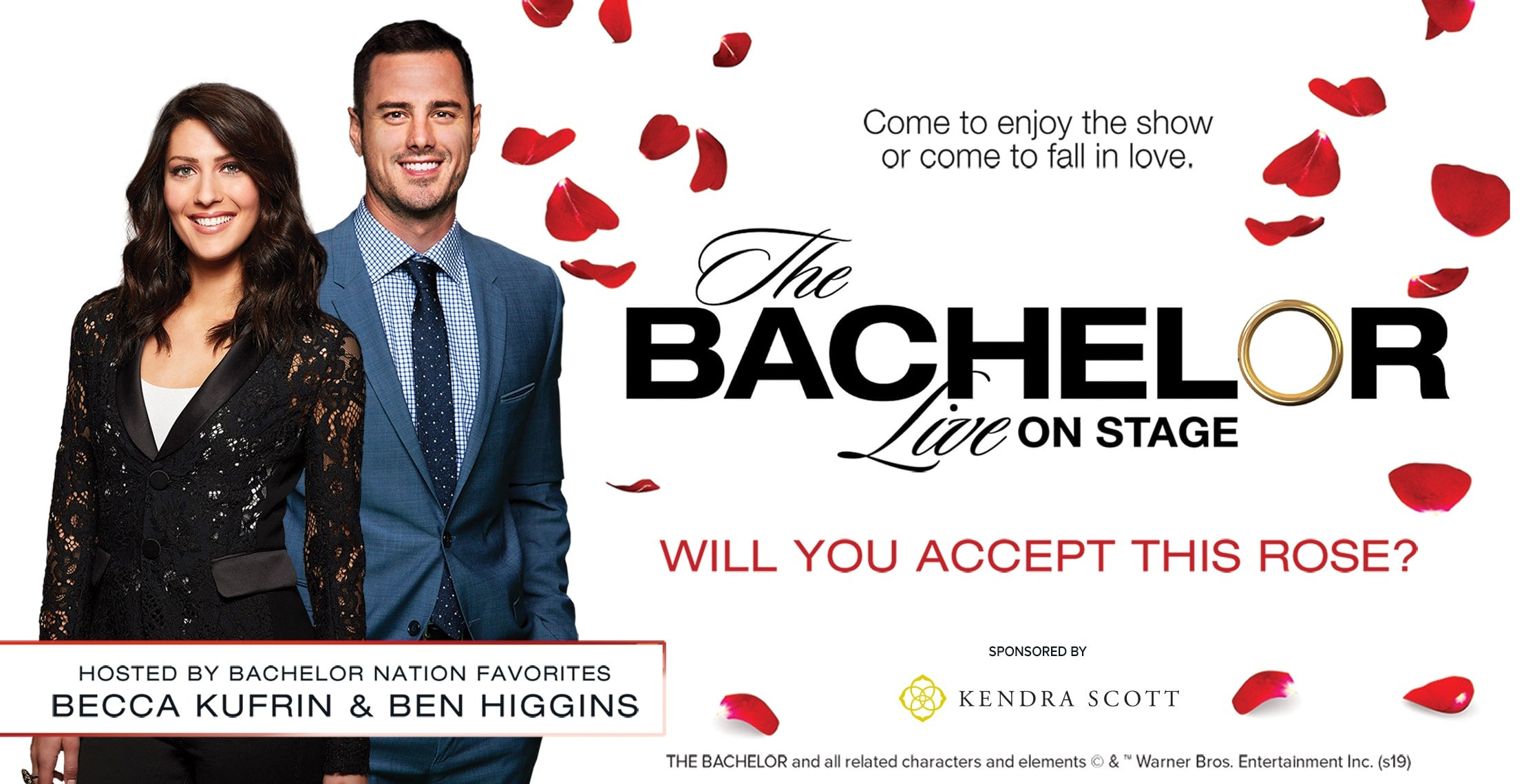 POSTPONED - The Bachelor Live On Stage
