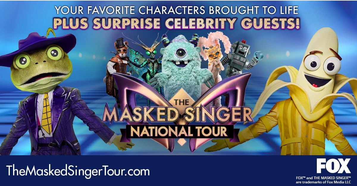 RESCHEDULED - The Masked Singer
