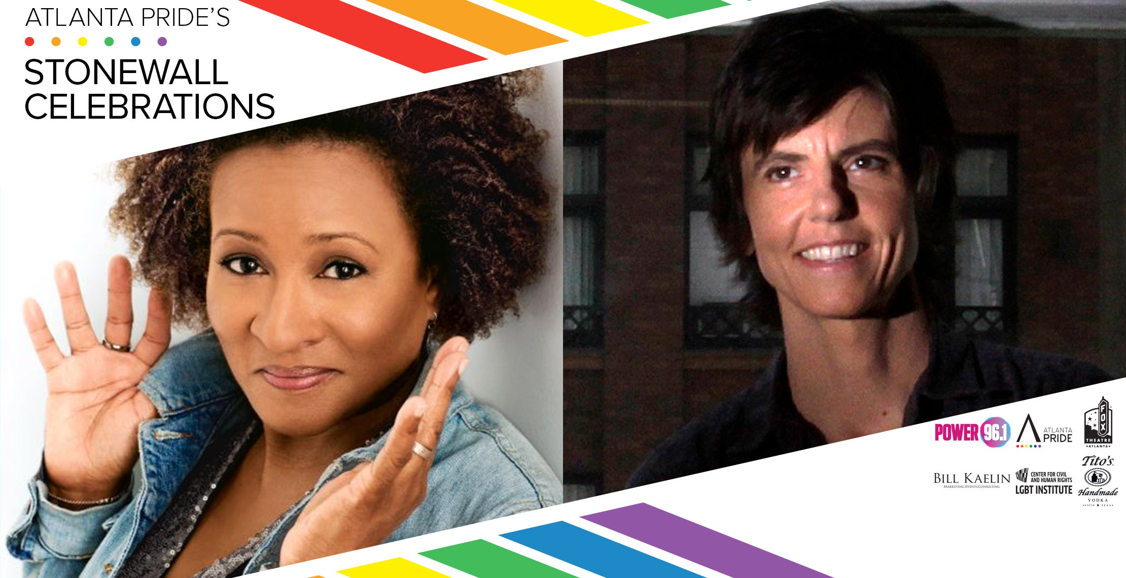 Atlanta Pride presents Wanda Sykes and Tig Notaro