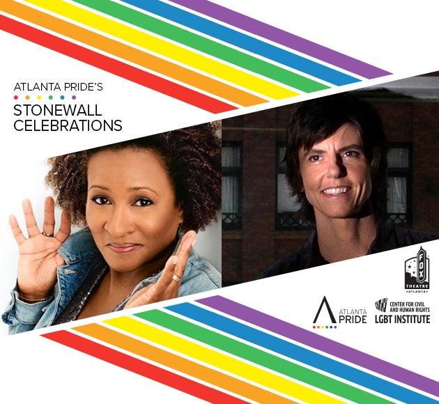 Atlanta Pride presents Wanda Sykes and Tig Notaro