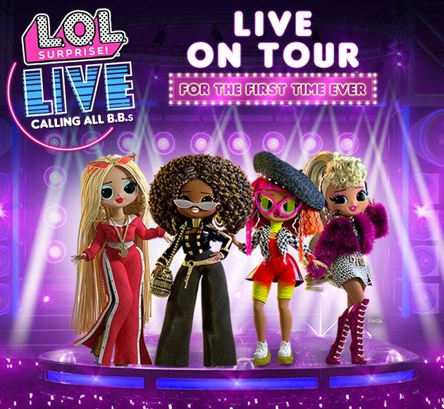More info for L.O.L. Surprise! Live