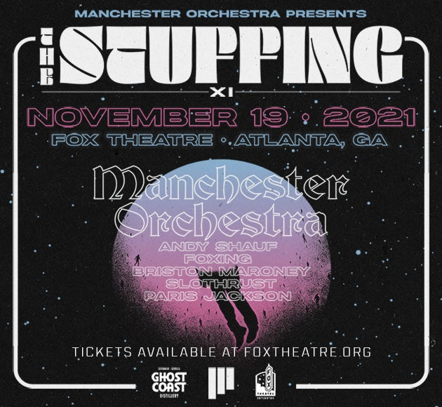More info for The Stuffing featuring Manchester Orchestra